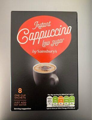 Instant Capuccino Low Sugar - Produit - en