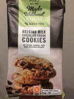 Belgian Milk Chocolate Chunk Cookies - Product - en