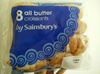 8 All Butter Croissants - Product