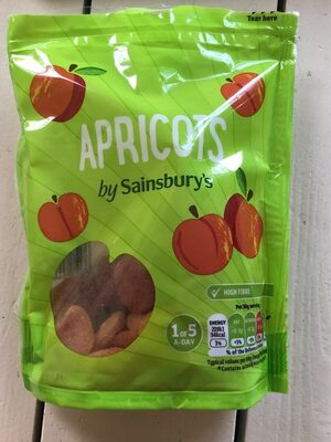 Dried Apricots - Product