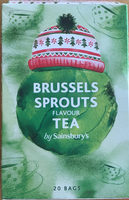 Brussels Sprouts flavour tea - Product