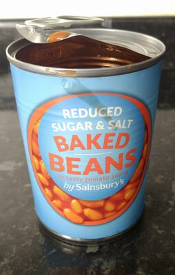 Baked Beans (Reduced Sugar & Salt) - Product