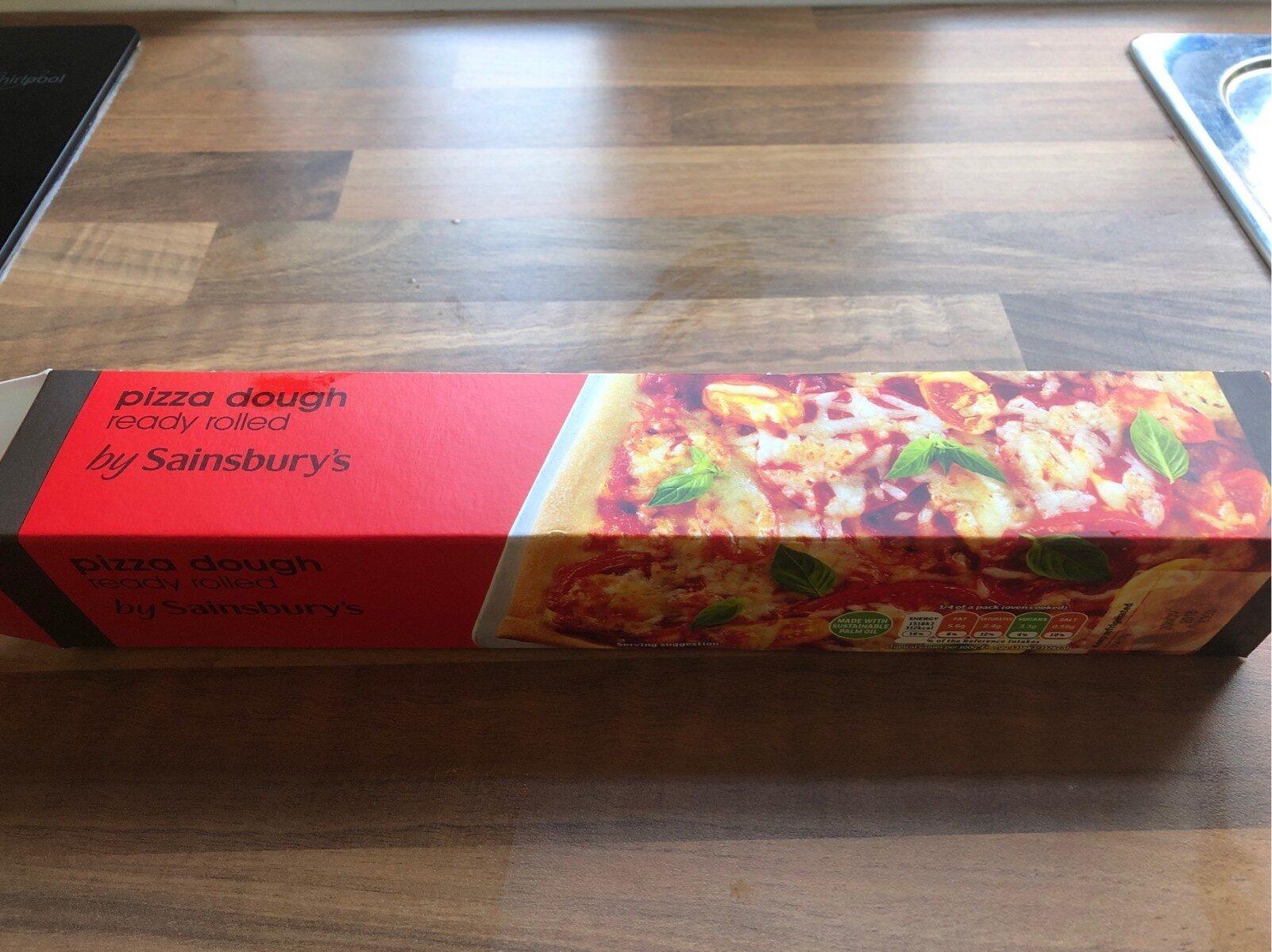 pizza dough - Produit - en