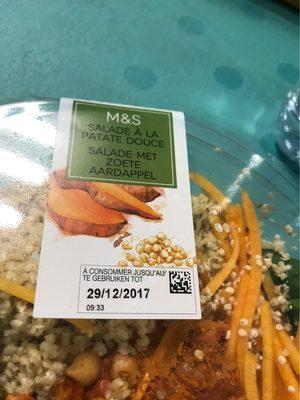Salade a la patate douce - Product