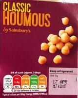 Houmous - Produit - en