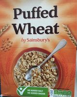 Puffed Wheat - Produit - en