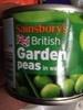 Garden peas - Product