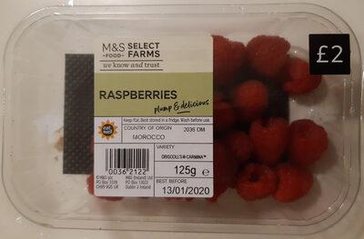 Raspberries - Product - en