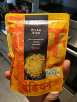 Pilau Rice - Produit - fr