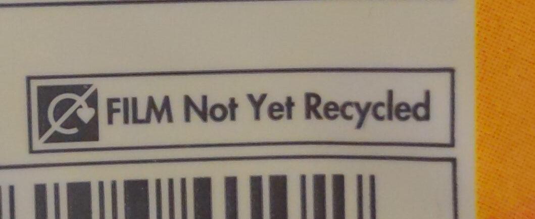 Pilau Rice - Instruction de recyclage et/ou information d'emballage - fr