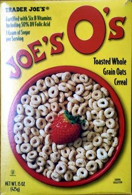 Joe's O's - Produit - en