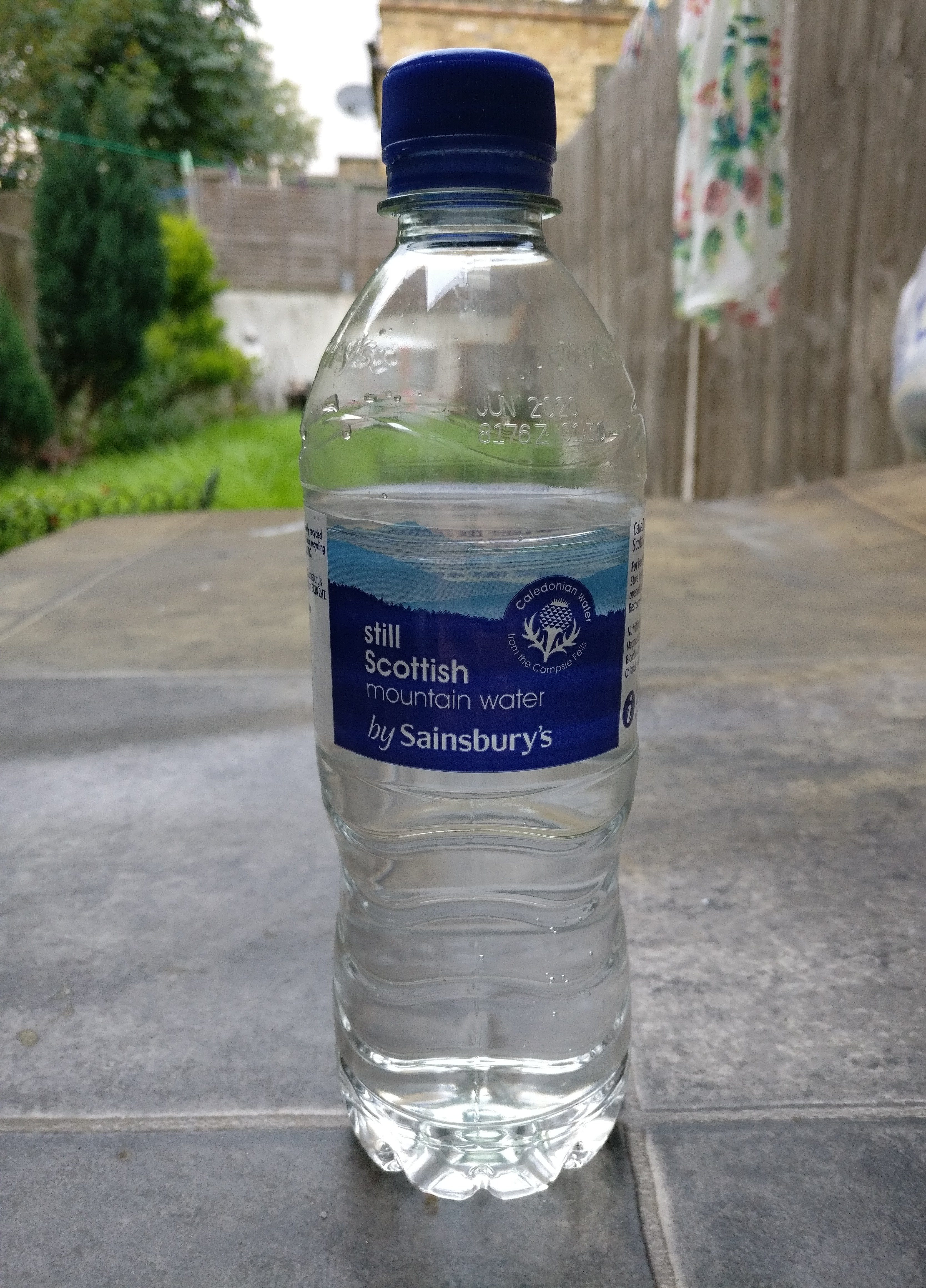 Still Scottish Mountain Water by Sainsbury's - Product - en