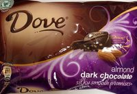 Dove Almond Dark Chocolate Silky Smooth Promises - Product