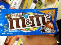 M&M'S Pretzel - Product