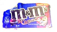 Caramel M&M's - Product