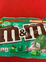 Mint Dark Chocolate - Sharing Size - Product - en