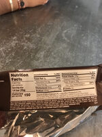 Mm's milk chocolate bar with minis - Nutrition facts - en