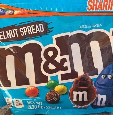 M&M's Hazelnut Spread - Produkt