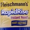 rapidrise instant yeast - Produit