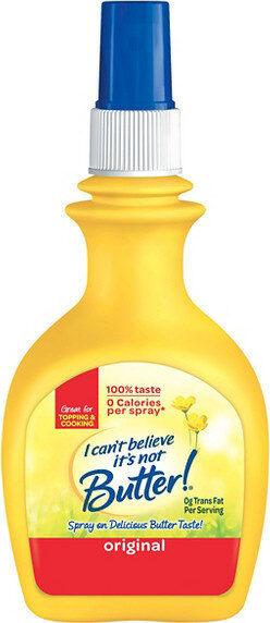 Original vegetable oil spray - Product - en