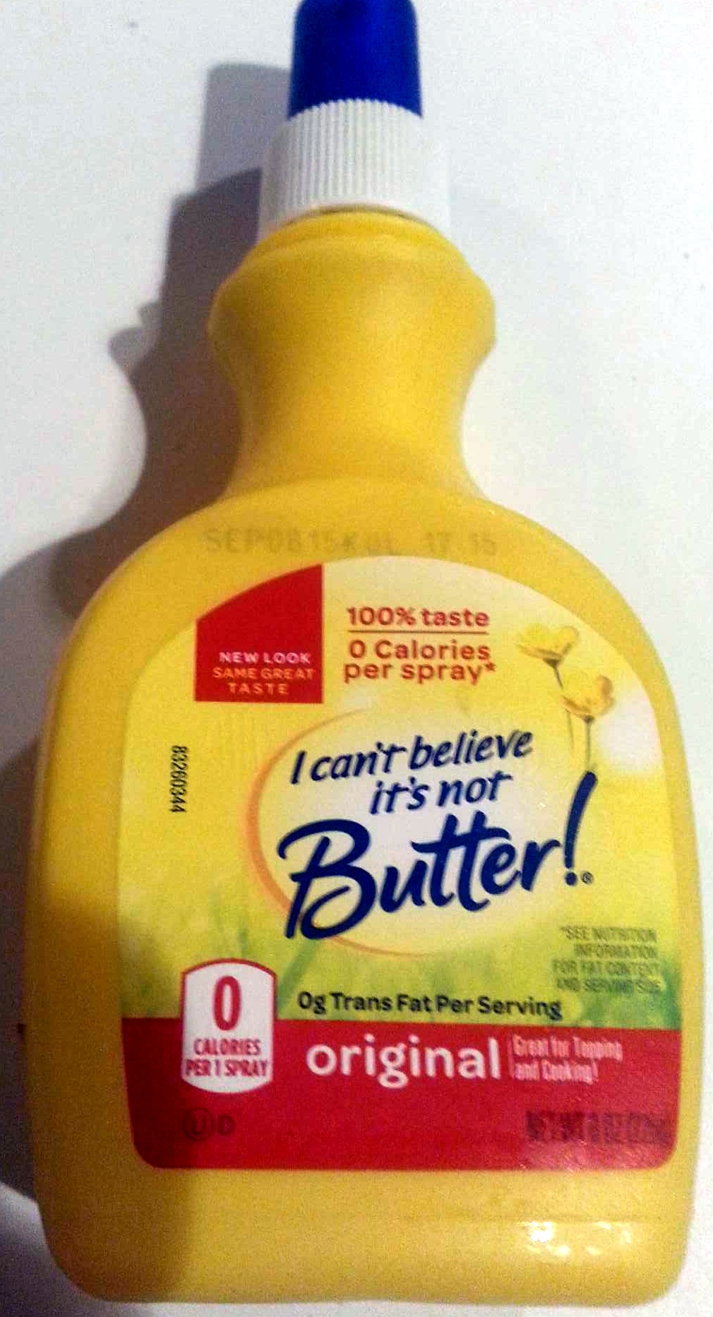 Spray Butter - Product
