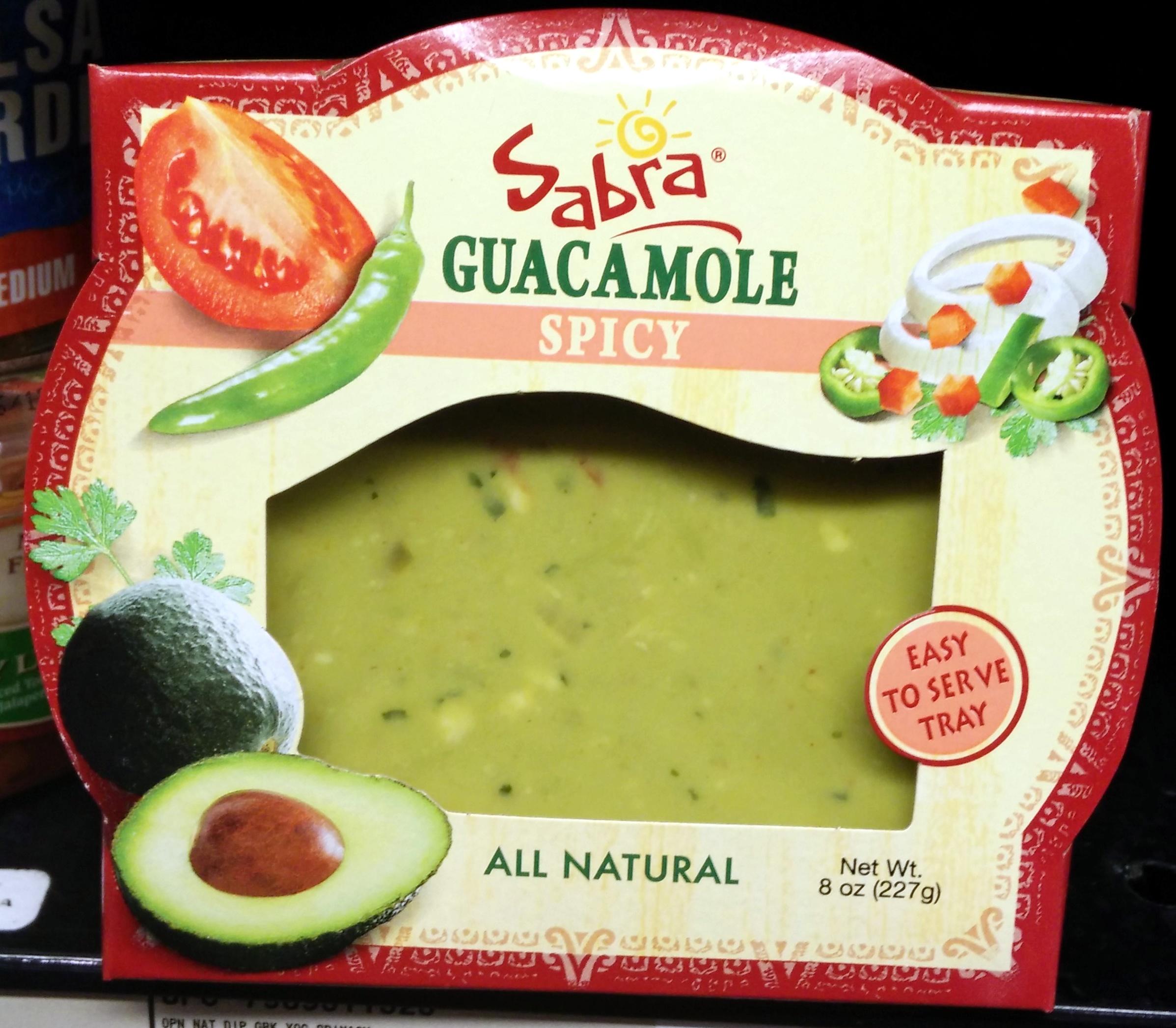 Spicy Guacamole - Produit - en