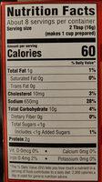 Lipton, soup secrets, soup mix with real chicken flavor broth, noodle soup, noodle soup - Informations nutritionnelles - en