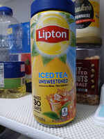 Unsweetened iced tea - Product - en