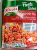 Fiesta sides spanish rice - Product