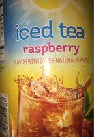Sweetened iced tea mix - Produit - fr