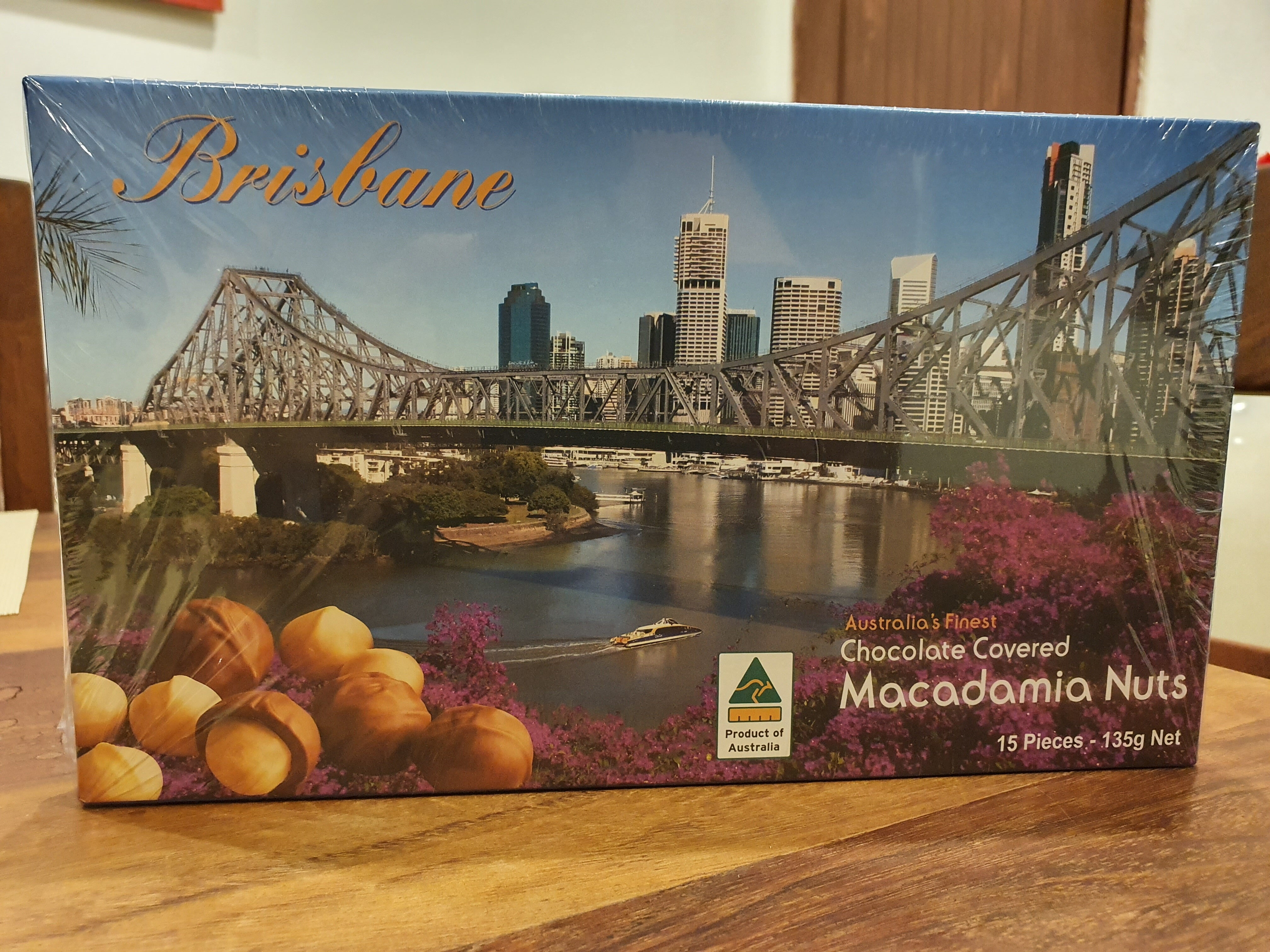 Australia's Finest Chocolate Covered Macadamia Nuts - Product - en