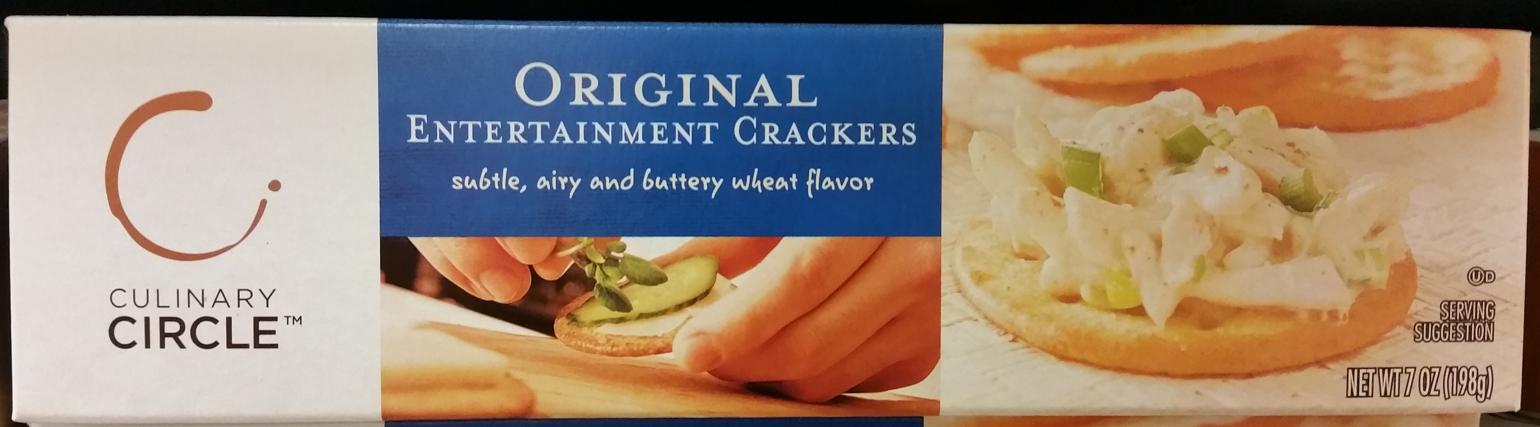 Table original crackers - Product - en