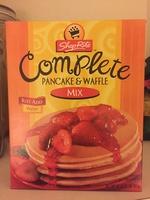 Shoprite, complete pancake & waffle mix - Product