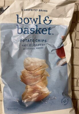 Salt & Vinegar Chips - Product - en