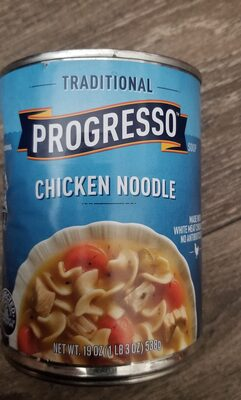 Traditional Chicken Noodle Soup - Product - en