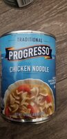 Traditional Chicken Noodle Soup - Ingredients - en