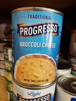 Broccoli cheese soup - Product - en