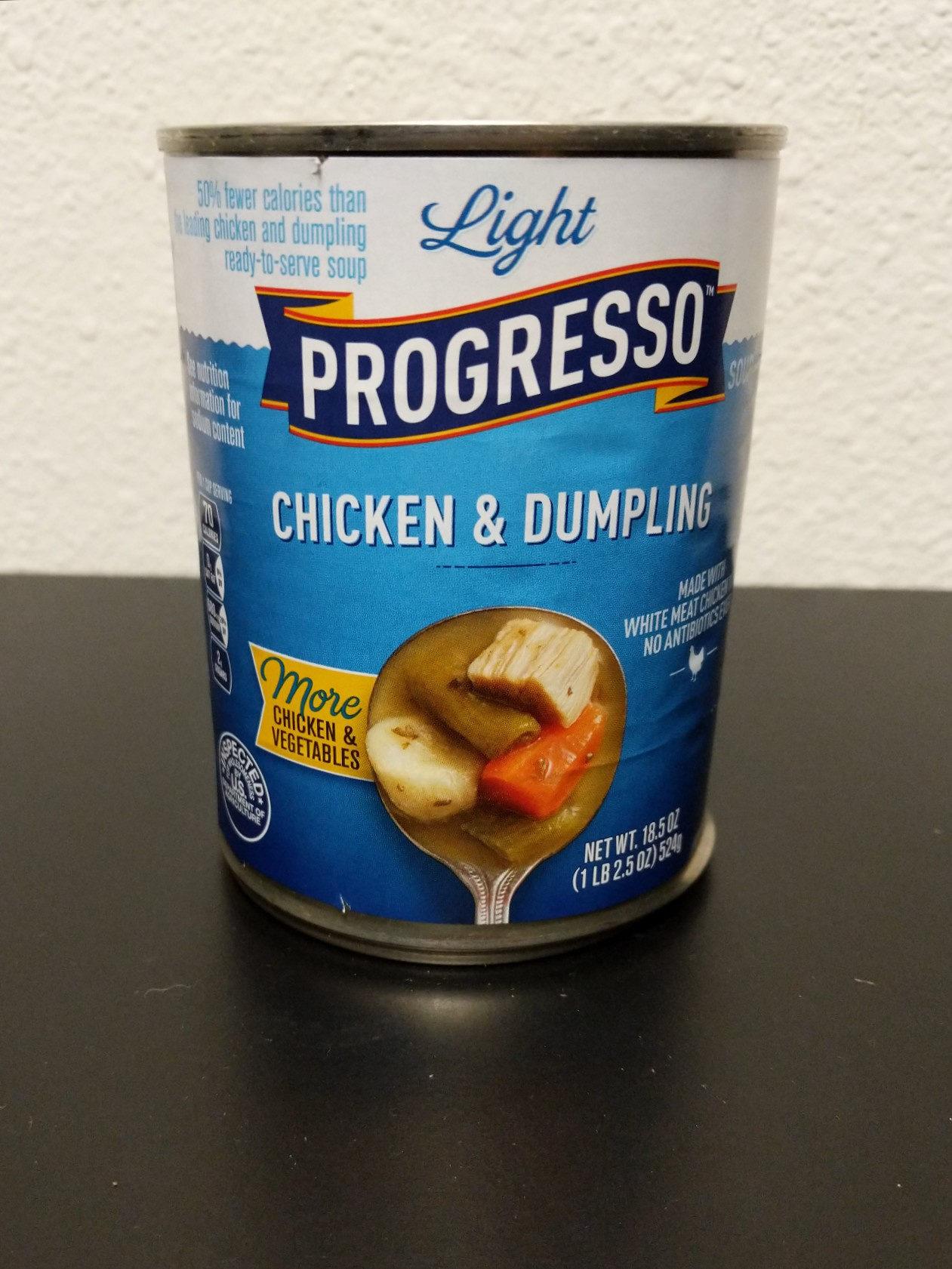 Chicken & Dumpling - Product