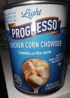 Progresso Light Chicken Corn Chowder - Product - en