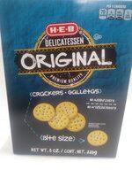 Delicatessen original Crackers - Prodotto - en