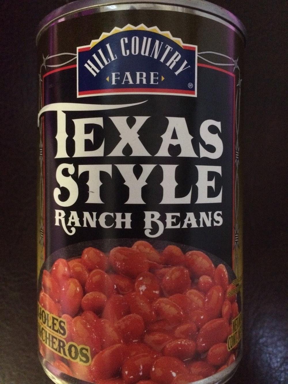 Texas Style Ranch Beans - Product - en