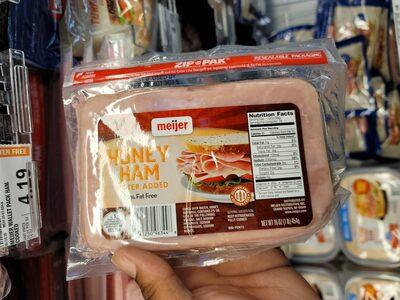Honey Ham Water Added - Product - en