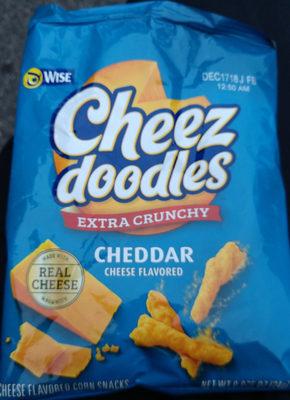 cheez doodles - Product