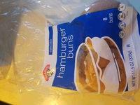 Enriched hamburger buns - Product - en