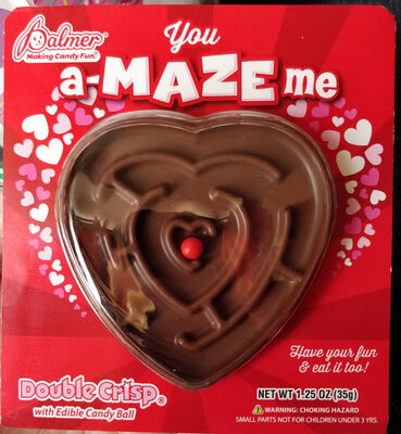 You'Re A-Mazeing Candy, Double Crisp - Product