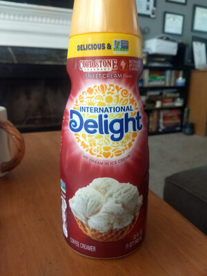 Coffee creamer - Product