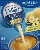 International Delight French Vanilla - Product