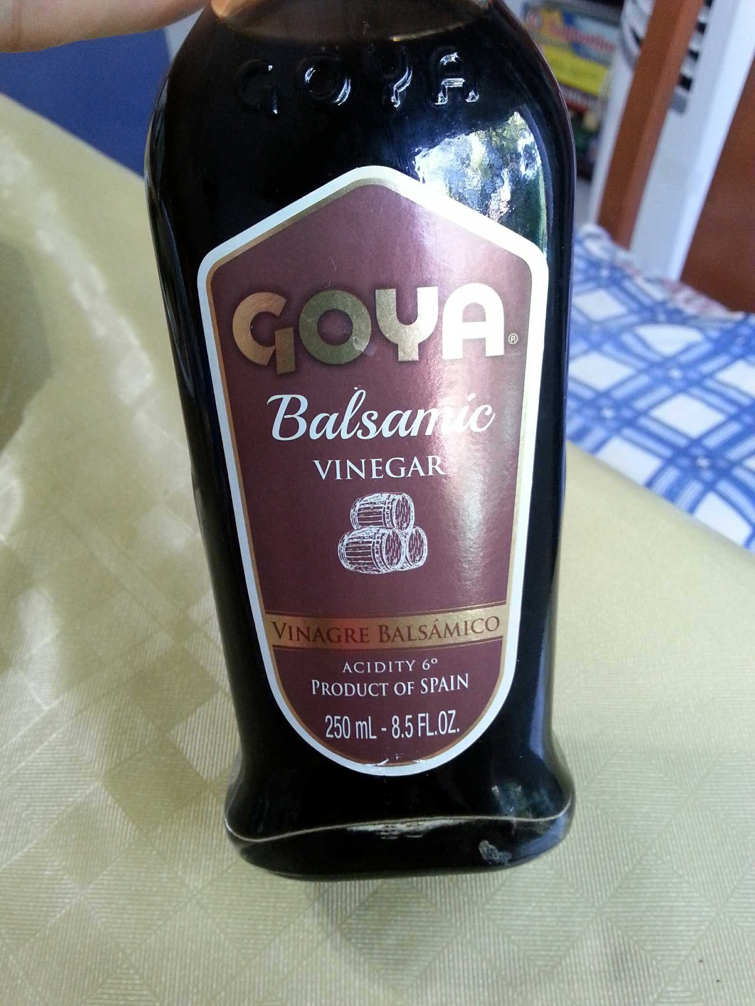 Balsamic vinegar - Product