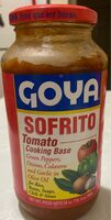 Sofrito cooking base, tomato - Product - en