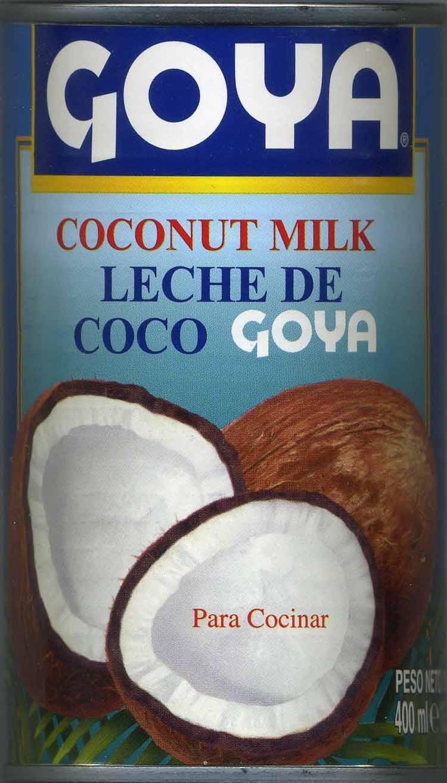 Coconut Milk - Producto - es